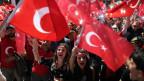 Erdogan, der Präsident der Türkei, weiss einen grossen Teil des Volks hinter sich.