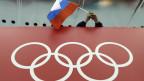 Dopingskandal: Nicht alle russischen Athleten müssen während den Sommerspielen zuhause bleiben.
