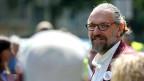 Der 47-jährige Informatiker Mateusz Kijowski sagt: «Es war ein Unfall, dass ich der Kopf einer sozialen Bewegung wurde, und nie werde ich für ein anderes Amt kandidieren als für das eines Leiters von KOD im kommenden Herbst».