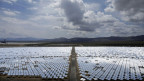 Das grösste Solarkraftwerk steht in den USA, in der Nähe von Las Vegas.