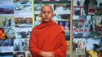 Ashin Wirathu - das Time Magazine bezeichnete ihn als burmesischen Osama bin Laden.
