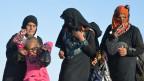 Flüchtlinge in Irak.