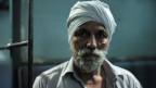 Harpal Sing unterwegs zur Untersuchung im «Cancer Train». Pestizide sind die Hauptursache für Krebs.