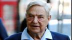 Der 89-jährige Business-Magnat George Soros.