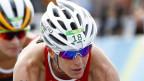 Nicola Spirig gewinnt am Triathlon in Rio eine Silbermedaille.