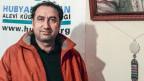 Ali Kenanoglu, Präsident der nationalen Gemeinschaft der Aleviten in der Türkei.