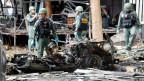Eine Bombe zerstörte am 24. August 2016 ein Hotel in Pattoni, Süd-Thailand. Ein weiteres Attentat in einer Serie, die das Land in letzter Zeit erschüttert.