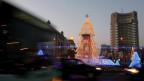 Bukarest in der Weihnachtszeit. Die Stadt bietet für junge IT-Spezialisten sehr gute Bedingungen.