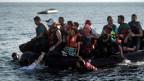 Im August 2015 strandeten an der Küste der griechischen Insel Kos sehr viele Flüchtlinge aus Syrien und auch aus anderen Ländern. Die Situation hat sich inzwischen beruhigt.