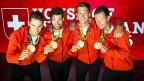 Sieben Schweizer Medaillen an den Olympischen Sommerspielen von Rio de Janeiro – unter anderem Gold für den Ruder-Vierer.