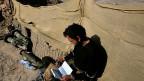 Unsichtbare Wunden: Immer mehr britische Kriegsveteranen verlangen Entschädigungen für ihre psychologischen Traumata. Bild: britischer Soldat, 2006 im Einsatz im Süden Afghanistans.