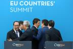 Gipfel der EU-Mittelmeerländer in Athen