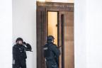 IS-Prozess vor dem Bundesstrafgericht in Bellinzona