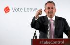Der britische Handelsminister Liam Fox