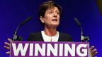 Diane James, die neue Chefin der «Brexit»-Partei Ukip.