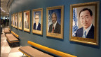 Seinen Platz in der Ahnengalerie der UNO-Generalsekretäre hat Ban Ki-Moon bereits.