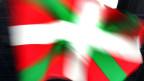 Baskische Flagge: Der spanisch-baskische Konflikt reicht bis in die Schweiz.