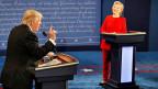 «Clinton und Trump werden nicht mit gleicher   Elle gemessen», sagt eine Journalistin von NBC.