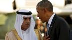 Bereits anlässlich eines Treffens im Frühjahr 2016 zwischen US-Präsident Barack Obama und dem saudischen Aussenminister Adel al-Jubeir, drohte dieser mit Sanktionen gegen die USA – falls das 9/11-Gesetz angenommen würde.