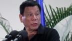 Rodrigo Duterte, Präsident der Philippinen, am 30.9.2016.