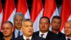 Der ungarische Premier Viktor Orben sieht die Abstimmung zur EU-Flüchtlingspolitik als Erfolg für sich und seine Regierung.