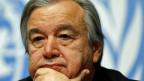 Antonio Guterres, designierter Nachfolger von UNO-Generalsekretär Ban Ki-Moon.