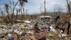 Bilder der Zerstörung nach dem Wirbelsturm Matthew, der mit grosser Gewalt über die Insel gefegt ist. Die Schweiz hat Hilfe angeboten.