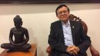 Der Oppositionspolitiker Kem Sokha will nicht klein beigeben.