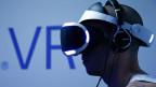 Virtuell oder echt? Die neue VR-Brille wird die soziale Kommunikation sehr verändern. Symboldbild.