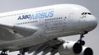 Airbus überlegt sich, den doppelstöckigen A380 nicht mehr zu bauen.