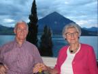 Das Ehepaar Spinnler im Hotel am Thunersee