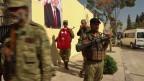 Von der Türkei unterstützte Rebellen in Dabik