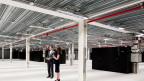 200 Mio. Euro Stromrechung im Jahr. Rechenzentrum von EQUINIX.