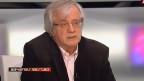Karoly Vörös, langjähriger Chefredaktor der «Nepszabadsag»