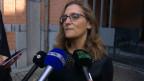Die kanadische Handelsministerin Chrystia Freeland war den Tränen nahe.