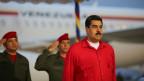 Venezuela wird immer mehr zur Diktatur. Venezuelas Präsident Nicolas Maduro.