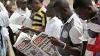 In Afrika interessiert man sich für Aussenpolitik: «Die Afrikanische Union muss umgehend Wahlbeobachter in die USA schicken, um Transparenz und Fairness zu garantieren», schlägt Lucy aus Ruanda in ihrem Tweet vor.