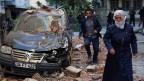 Die türkischen Behörden machen die PKK für den Anschlag verantwortlich.