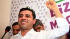 Selahattin Demirtas am 7. Juni 2015. Mit 13 Prozent Stimmen zog die HDP ins türkische Parlament ein.