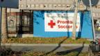 Notfall-Aufnahme in einem italienischen Spital.