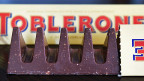 Eine 400-Gramm-Stange Toblerone wiegt neu nur noch 360 Gramm, also nicht die «Schoggiseite» des «Brexit».