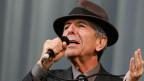 Leonard Cohen, ein Songlyriker. Er hatte die Gabe, Lieder zu texten, die zeitlos sind.