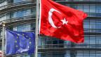 Soll die EU die Beitrittsverhandlungen mit der Türkei abbrechen oder nicht? Das ist die zentrale Frage in Brüssel.