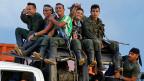 Ehemalige Guerilleros seien keine die Monster, sagt Ricardo, der selbst der FARC angehörte. Die Ausgestiegenen hätten aber gegen viele Vorbehalte zu kämpfen; viele Türen in Kolumbien blieben für sie verschlossen. Bild: Junge FARC-Rebellen im Süden Kolumbiens.n