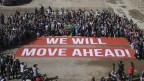 Klimakonferenz in Marrakesch: Über 40 Entwicklungsländer wollen ein höheres Tempo beim Klimaschutz einschlagen.
