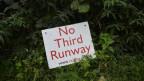 Der Ausbau des Londoner Flughafens Heathrow ist umstritten.