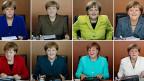 Die Stärke von Angela Merkel ist die Schwäche der anderen.
