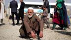Hoffnungslosigkeit im Flüchtlingslager der UNHCR vor Kabul.