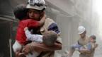 Die Hilfsorganisation der Weisshelme umfasst fast 3'000 Personen in Syrien mit 120 Stützpunkten.