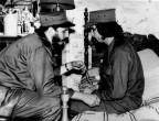 Castro und Che Guevara 1959